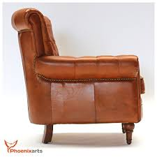 ledersessel design ᐅᐅ vintage echtleder chesterfield ledersessel design lounge