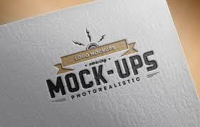 perfect logo design mockups 79 about remodel logo design