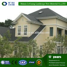prefabricated fiberglass houses and villas prefabricated