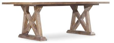 dining room rectangular trestle dining table trestle dining