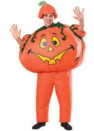 inflatable pumpkin costume rubies 73120 walmart com