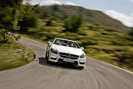 2012 mercedes benz slk 55 amg officially breaks cover 34 photos