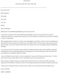 marketing manager cover letter template 28 images cover letter