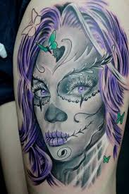 263 best day of the dead tattoos images on pinterest tattoo