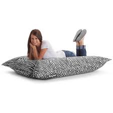 Bean Bag Sofa Bed by The Original Big Joe Bean Bag Multiple Colors Walmart Com