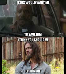 The Walking Dead Meme - all the best memes from the walking dead season 8 premiere