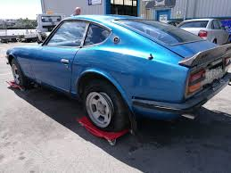 datsun nissan z coming soon 1974 datsun 240z bridge classic cars