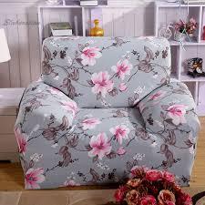 stretch sofa slipcover elegant floral sofa slipcover elastic stretch sofa cover cotton