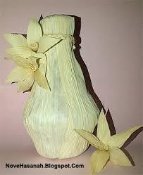 teks prosedur membuat kerajinan lu hias kerajinan dari kulit jagung yang bisa dijadikan sumber rezeki anda