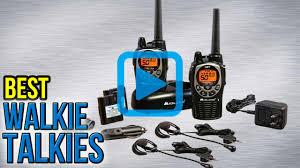top 10 walkie talkies of 2017 video review