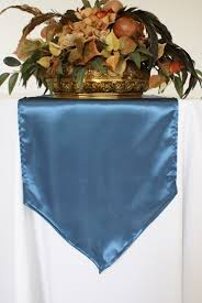 satin table runners wholesale 56 colors available