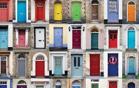 Colors For Front Doors by Paints