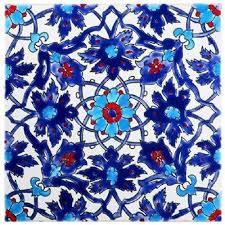Ottoman Tiles Iznik Tiles Turkish Ceramic Tiles Tile Ottoman Tiles