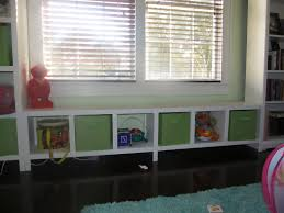 build window bench seat with storage home inspirations design
