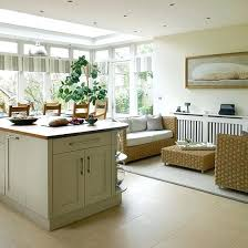 kitchen diner extension ideas small kitchen diner small kitchen with cabinetry and rattan