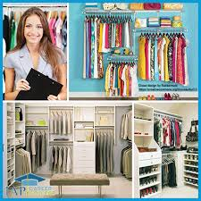 closet organizer jobs professional organizer certificate course online