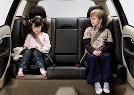 sieges auto enfants le siège enfant sac à dos gonflés chez volvo mag centre