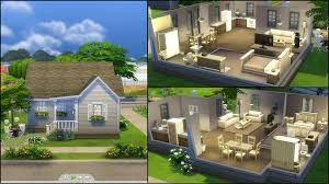 Starter Homes by The Sims 4 Gallery Spotlight Simsvip