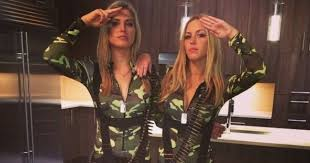 Halloween Costumes Twins Win Huffpost Eugenie Bouchard Twin Sport Halloween Costumes