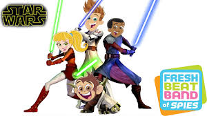 fresh beat band of spies star wars rogue one paw patrol