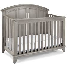 Disney Princess Convertible Crib by Jonesport Convertible Crib Cloud Grey
