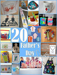 great s day gifts 20 fathers day gift ideas with kids
