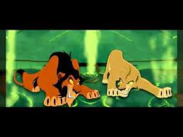 lion king scar love zira
