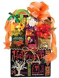 amazon com gift basket village halloween gift basket with tricks