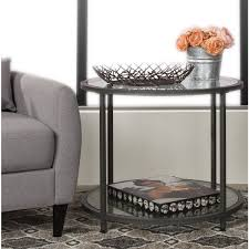 Studio Designs Studio Designs Home Camber Round Coffee Table Free Shipping