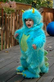 halloween cookie monster costume links with love diy halloween costume ideas costumes kids s