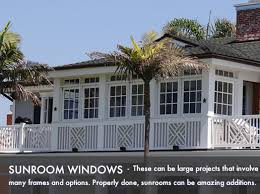 sunroom prices sunroom windows costs prices window replacement cost