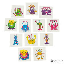 oriental trading company halloween halloween temporary tattoos halloween tattoos for kids