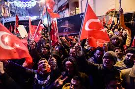 Turkey National Flag Turkey And The Netherlands Feud Over Barred Ministers Fortune