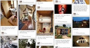Tiny Homes Pinterest by Follow Our Tiny House Project On Pinterest Living Big In A Tiny