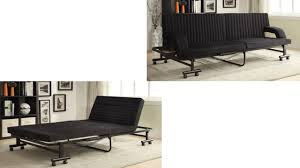 Black Sofa Sleeper by Modern Sofa Sleeper Futon Bed Va Futon Stores
