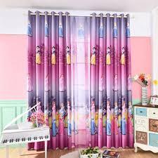 Curtain Cartoon by Online Shop Latest Korean Pink Color Dream Princess Design Cartoon