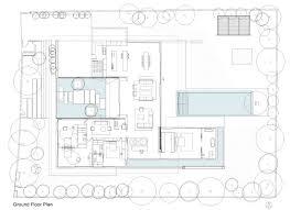 Glass House Floor Plans Ground Floor Plan Float House In Tel Aviv Israel