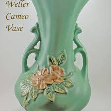 Weller Pottery Vase Patterns Best Pottery Vases With Handles Products On Wanelo