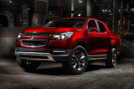 holden car truck holden colorado concept pickup truck autotribute