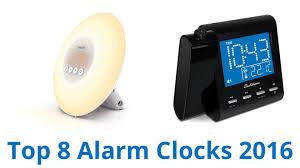 8 best alarm clocks 2016 youtube