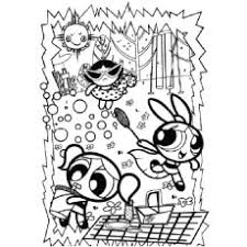 Top 15 Free Printable Powerpuff Girls Coloring Pages Online Power Puff Coloring Page