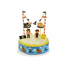 Pirate Cake Decorations Cake Accessories Party Decorations Mypartyshoponline