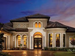 earth tone exterior house colors exterior mediterranean with front