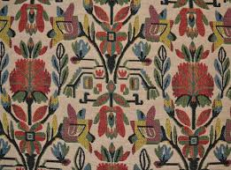 tapestry fabric for upholstery cushions curtains livingstone