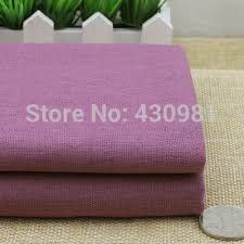 Material For Upholstery Aliexpress Com Buy Rubber Red Linen Material For Upholstery