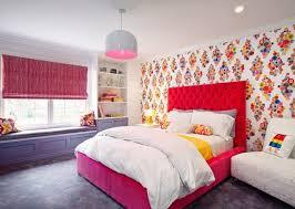 papier peint chambre ado fille chambre ado fille en 65 idées de décoration en couleurs