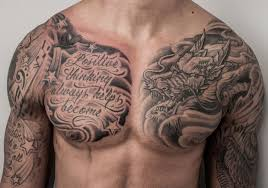tattoo gallery chest pieces 50 best and awesome chest tattoos for men