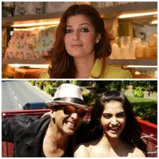 twinkle khanna turns producer for hubby akshay kumar and sonam