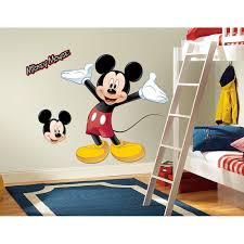 disney mickey mouse wall accent sticker set minnie friends disney mickey mouse wall accent sticker set minnie friends peel stick decals