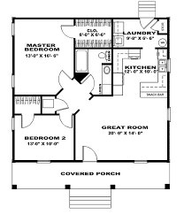 two bedroom home plans floor plan cottage house plans country style small two bedroom